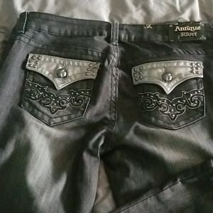 Beautiful jeans worn 1time